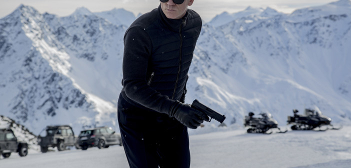 Primer vistazo a James Bond en 'SPECTRE'